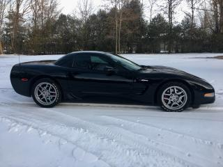 Used 2003 Chevrolet Corvette Z06 WITH ONLY 27600 for sale in Perth, ON