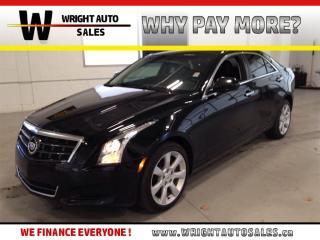 Used 2014 Cadillac ATS LOW MILEAGE|LEATHER|HEATED SEATS|39,287 KMS for sale in Cambridge, ON