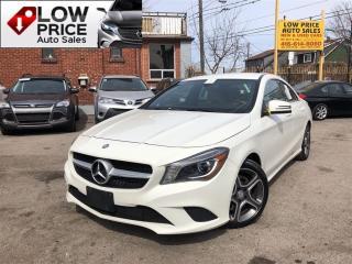 Used 2015 Mercedes-Benz CLA-Class AMGPkg*Navi*Camera*BlindSpot*MBWarranty* for sale in York, ON