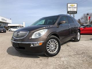 Used 2008 Buick Enclave CXL-GM CERTIFIED-12 MONTH/12, 000KM P/T WARRANTY for sale in Markham, ON