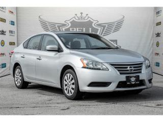 Used 2013 Nissan Sentra 1.8 SV BLUETOOTH CRUISE CONTROL PUSH TO START for sale in North York, ON