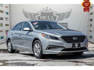 Used 2015 Hyundai Sonata GL, NO ACCIDENT, REAR CAM, BLUETOOTH, ALLOY for sale in Toronto, ON