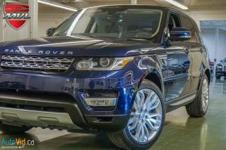 Used 2016 Land Rover Range Rover Sport DIESEL Td6 HSE for sale in Oakville, ON