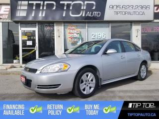 Used 2011 Chevrolet Impala LS ** Reliable, Affordable, Well Equipped ** for sale in Bowmanville, ON