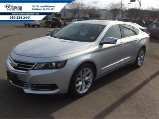 Used 2018 Chevrolet Impala Premier  Fully Loaded! for sale in Courtenay, BC