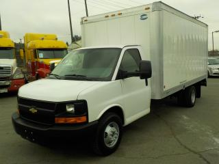 Used 2010 Chevrolet Express G3500 16 Foot Cube Van for sale in Burnaby, BC