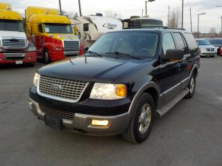 Used 2004 Ford Expedition Eddie Bauer 5.4L 4WD 3rd row seating for sale in Burnaby, BC