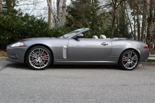 Used 2009 Jaguar XKR Portfolio Convertible for sale in Vancouver, BC