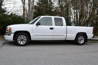 Used 2005 GMC Sierra 1500 SLE EXTENDED CAB for sale in Vancouver, BC