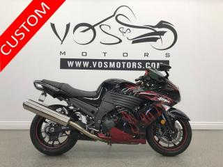 Used 2011 Kawasaki Ninja ZX-14R ABS - Free Delivery in GTA** for sale in Concord, ON