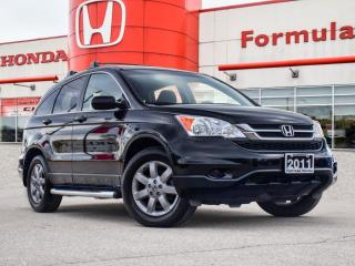 Used 2011 Honda CR-V LX | ALL WHEEL DRIVE | BLUETOOTH for sale in Scarborough, ON