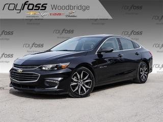Used 2017 Chevrolet Malibu LT w/1LT BOSE, SUNROOF, LEATHER for sale in Woodbridge, ON