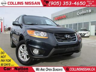 Used 2011 Hyundai Santa Fe GL 3.5 | ALLOYS | HTD SEATS | LOW LM'S | for sale in St Catharines, ON