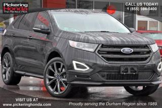 Used 2015 Ford Edge SPORT for sale in Pickering, ON