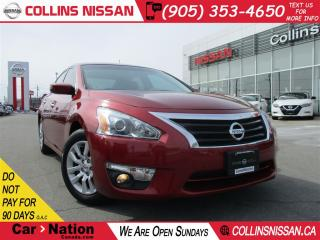 Used 2013 Nissan Altima 2.5 S | LOCAL TRADE | LOW KM''S  | for sale in St Catharines, ON