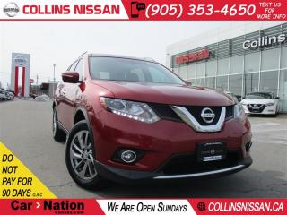Used 2015 Nissan Rogue SL | ALLOYS | NAVI | 360 CAMERA | for sale in St Catharines, ON