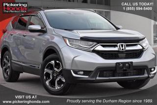 Used 2017 Honda CR-V Touring AWD for sale in Pickering, ON