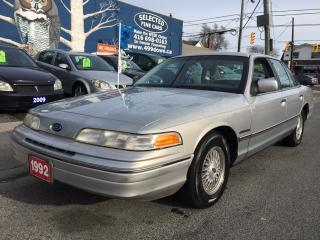 Used 1992 Ford Crown Victoria for sale in Scarborough, ON