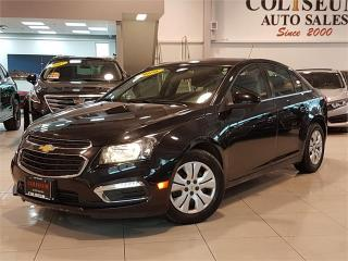 Used 2016 Chevrolet Cruze Limited LT-AUTOMATIC-CAMERA-REMOTE START-ONLY 34KM for sale in York, ON