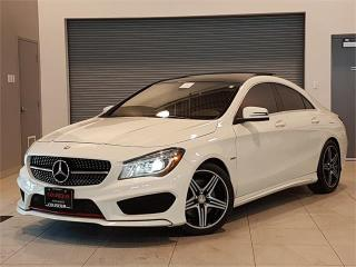 Used 2016 Mercedes-Benz CLA CLA 250 4MATIC SPORT-AMG-NAVIGATION-CAMERA-PANO RO for sale in York, ON