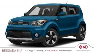 Used 2018 Kia Soul EX + for sale in Pickering, ON