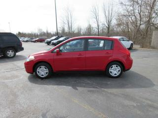 Used 2012 Nissan VERSA S FWD for sale in Cayuga, ON