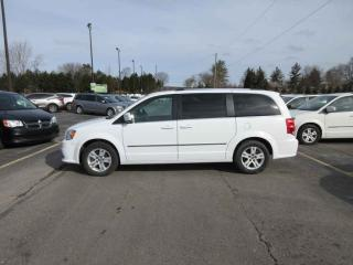 Used 2016 Dodge GR CARAVAN CREW PLUS FWD for sale in Cayuga, ON