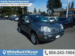 Used 2006 Nissan X-Trail XE BC Driven, for sale in Surrey, BC