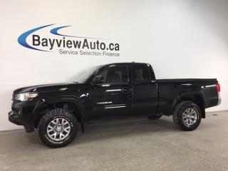 Used 2016 Toyota Tacoma SR5- 2.7L|DBL CAB|HITCH|TONNEAU|BFG'S|REV CAM! for sale in Belleville, ON