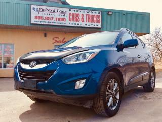 Used 2014 Hyundai Tucson GLS for sale in Bolton, ON