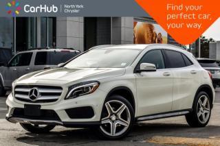 Used 2017 Mercedes-Benz GLA GLA 250 4Matic|Multimedia,Premium1Pkgs|Nav|BackUpCam|19