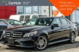 Used 2014 Mercedes-Benz E-Class E 350 4Matic|Premium1,PkAsst,LaneTrackPkgs|Sunroof|Nav|18