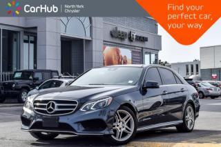 Used 2014 Mercedes-Benz E-Class E 350 4Matic|Premium1,Pk.Asst.Pkgs|Sunroof|Nav|18