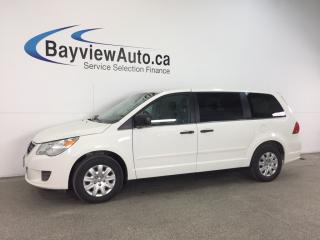 Used 2012 Volkswagen Routan - 3.6L|HITCH|ECO MODE|CRUISE|REAR CLIMATE! for sale in Belleville, ON