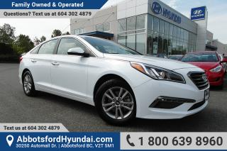 Used 2015 Hyundai Sonata GLS ONE OWNER & LOW KILOMETRES for sale in Abbotsford, BC