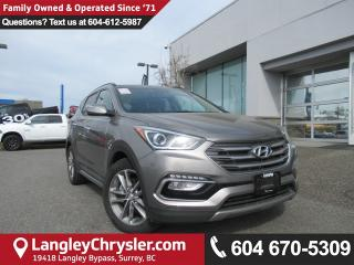 Used 2017 Hyundai Santa Fe Sport 2.0T Limited for sale in Surrey, BC
