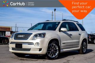 Used 2012 GMC Acadia Denali for sale in Bolton, ON