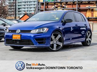 Used 2016 Volkswagen Golf R 4MOTION TECHNOLGOY for sale in Toronto, ON
