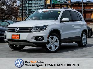 Used 2014 Volkswagen Tiguan 4MOTION SPORT PACKAGE for sale in Toronto, ON