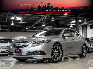 Used 2015 Acura TLX SH-AWD|TECH|EVERYOPTION|BLINDSPOT|LANE DEPARTURE|LOADED for sale in North York, ON