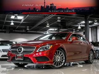 Used 2016 Mercedes-Benz CLS550 AMG|DTR+|DISTRONC|BLINDSPOT|MASSAGE|FULLY LOADED for sale in North York, ON