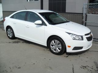 Used 2013 Chevrolet Cruze LT  ECONO + GARANTIE 3 ANS incluse for sale in Laval, QC