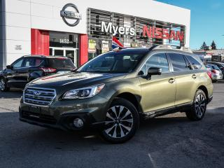 Used 2015 Subaru Outback for sale in Orleans, ON
