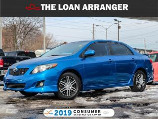 Used 2009 Toyota Corolla for sale in Barrie, ON