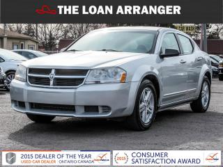 Used 2008 Dodge Avenger for sale in Barrie, ON