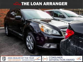 Used 2010 Subaru Outback for sale in Barrie, ON