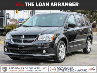 Used 2014 Dodge Grand Caravan Crew for sale in Barrie, ON