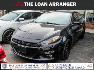 Used 2013 Dodge Dart RALLYE for sale in Barrie, ON