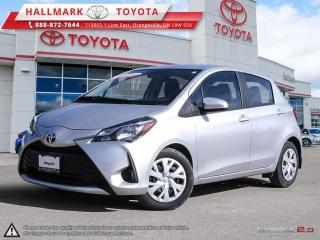 Used 2018 Toyota Yaris 5 Dr LE Htbk 4A WELL EQUIPPED, BLUE TOOTH AND MORE for sale in Mono, ON