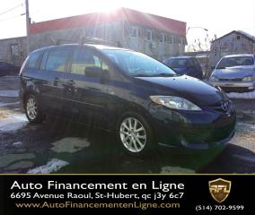 Used 2008 Mazda MAZDA5 **AUTOMATIQUE/AIR CLIMATISÉ/MAGS** for sale in Saint-hubert, QC